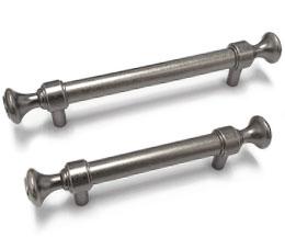 ידיות לארונות ומגירות דגם 9092 במידות ארוכות ניקל עתיק