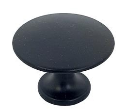 ידית כפתור לארונות למגירות דגם 3111 שחור
