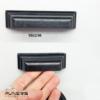 ידיות קונכיה מעוצבות דגם 9082 במידות שחור עתיק