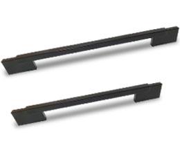 ידיות למטבח במידות ארוכות דגם R-9034 שחור מט