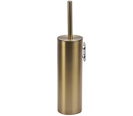 מברשת אסלה תלויה לקיר דגם BS1-BR ברונזה