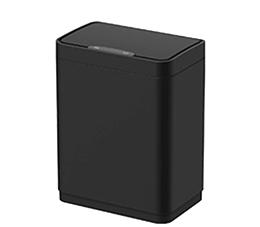 פח אשפה למטבח 20 ליטר JAVA  אלקטרוני מלבני שחור
