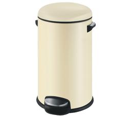 פח אשפה עגול למטבח 30 ליטר שמנת סגירה שקטה