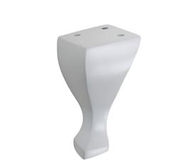 רגל ברווז גובה 8 | 10 | 15 ס״מ דגם DK לבן