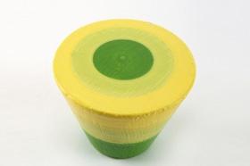 כפתור מדורג ירוק