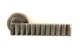 ידית בנין W35169 אלומניום מושחר