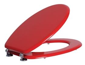 מושב אסלה אדום