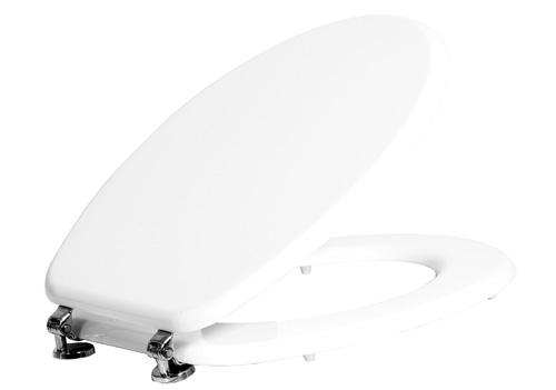 מושב אסלה לבן