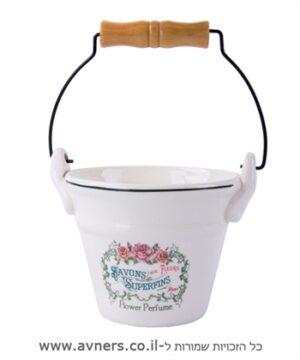 כוס דלי לאמבטיה דגם לואיז A