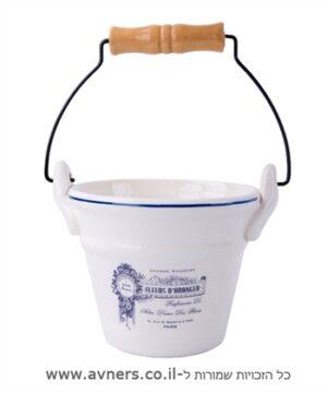 כוס דלי לאמבטיה דגם לואיז B