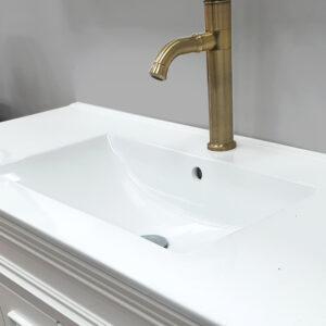 כיורים אינטגרלים לאמבטיה